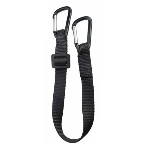 Bergan Replacement Travel Harness Tether Medium / Large Black