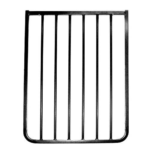 Cardinal Gates Extension For AutoLock Gate And Stairway Special Black 21.75