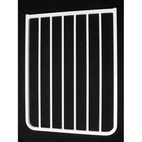 Cardinal Gates Extension For AutoLock Gate And Stairway Special White 21.75