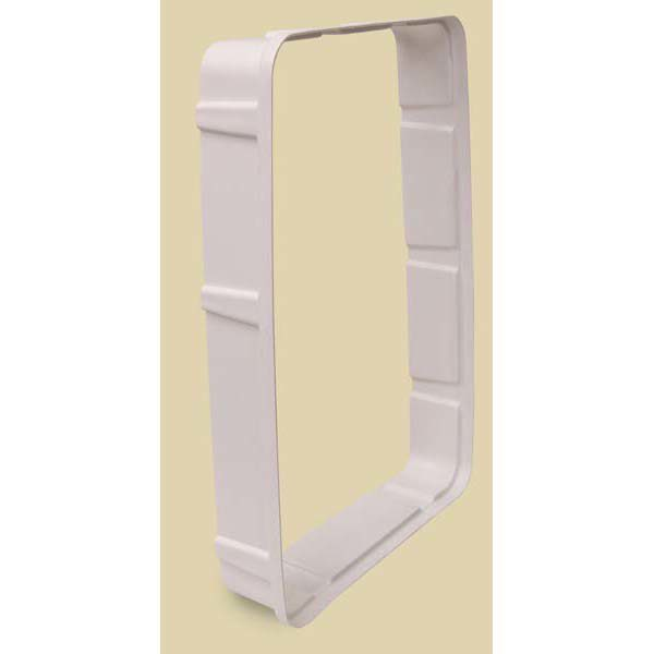 PetSafe SmartDoor Wall Entry Inner Extension Large White