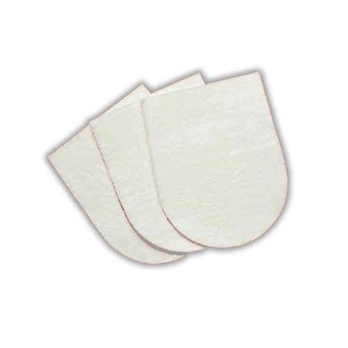 Bowserwear Healers Replacement Gauze Small White