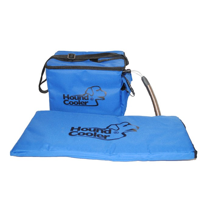 AKOMA Dog Products Hound Cooler Blue 11