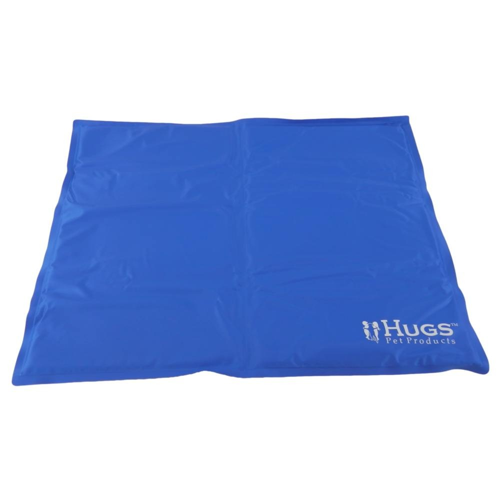 Hugs Pet Products Pet Chilly Mat Medium Blue 19.5