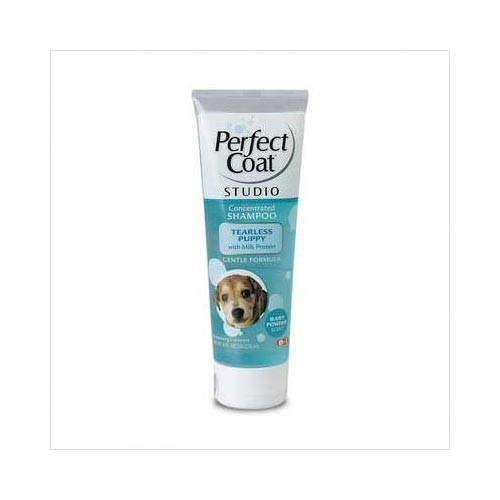 8-in-1 Perfect Coat Studio Puppy Shampoo 8 oz
