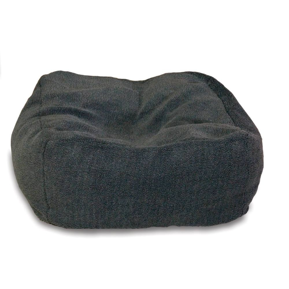 K&H Pet Products Cuddle Cube Pet Bed Small Gray 24