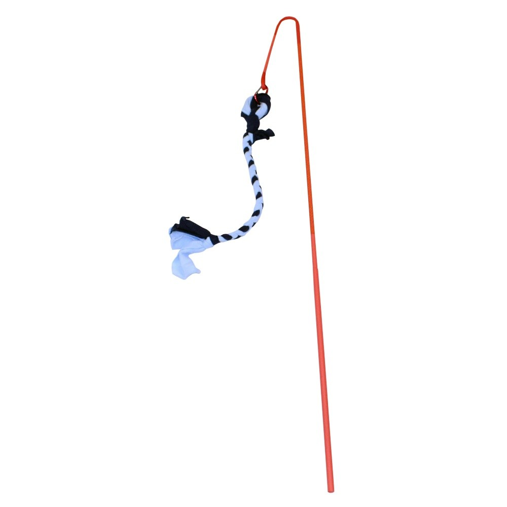 Tether Tug Outdoor Dog Toy Large Assorted Colors 55