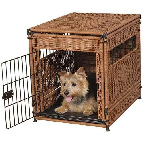 Mr. Herzher's Pet Residence Small Dark Brown 20