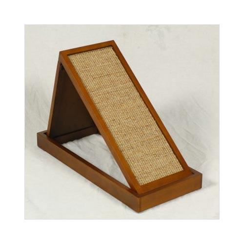 Craftsman Series Combo Scratching Platform Wood 23