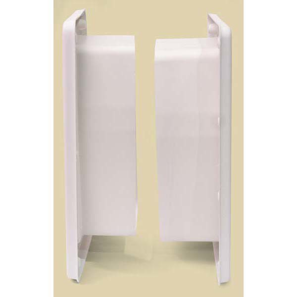 PetSafe SmartDoor Wall Entry Kit Small White 18.39