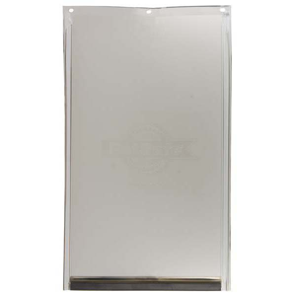 PetSafe Replacement Flap For Freedom Door Small Semi-Transparent 5.1875