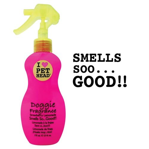 Pet Head Doggie Fragrance Strawberry Lemonade 5.9oz 7.75