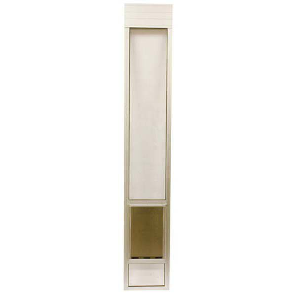 PetSafe Freedom Patio Panel Large and Tall Satin 13.375