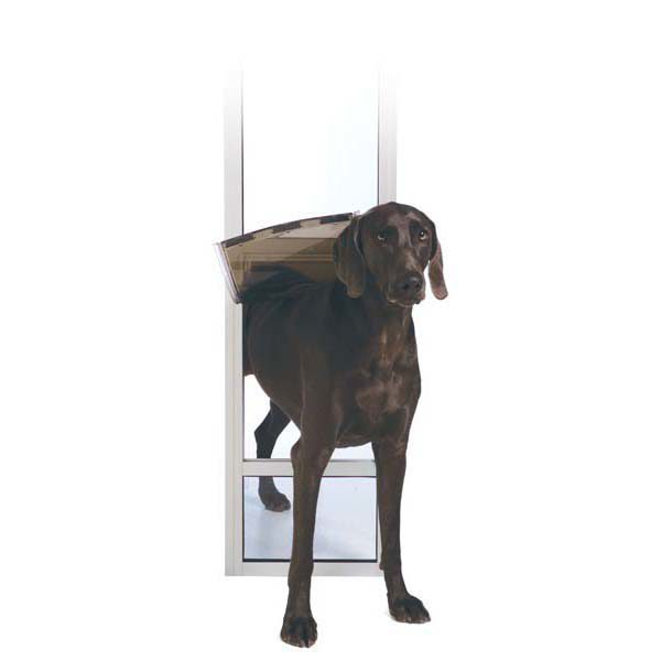 PetSafe Freedom Patio Panel Large and Tall White 13.375