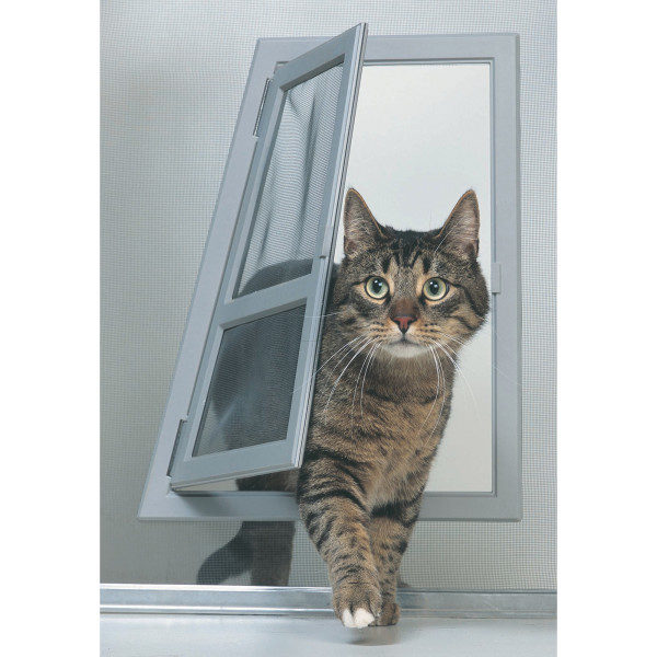 Ideal Pet Screen Passage Small White