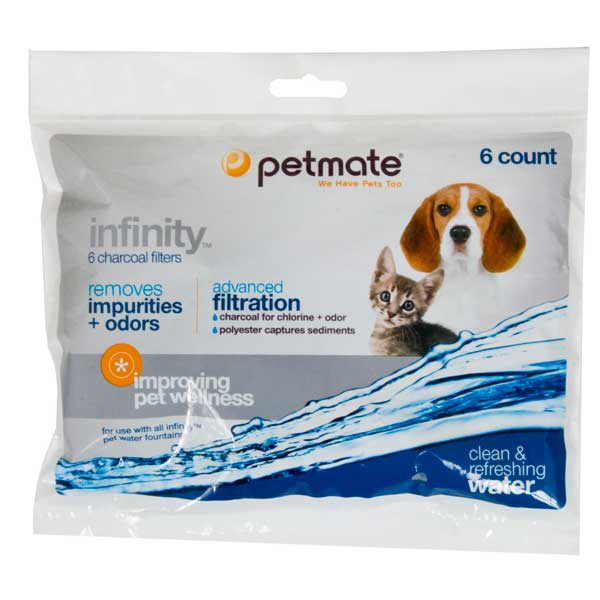 Petmate Infinity Replacement Filters 6 count