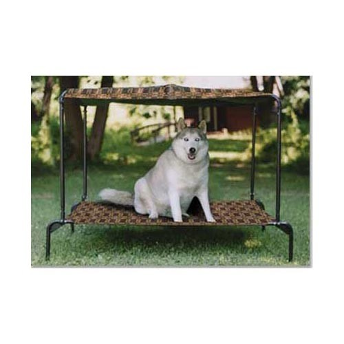 Puppywalk Breezy Bed Outdoor Dog Bed Royale 48