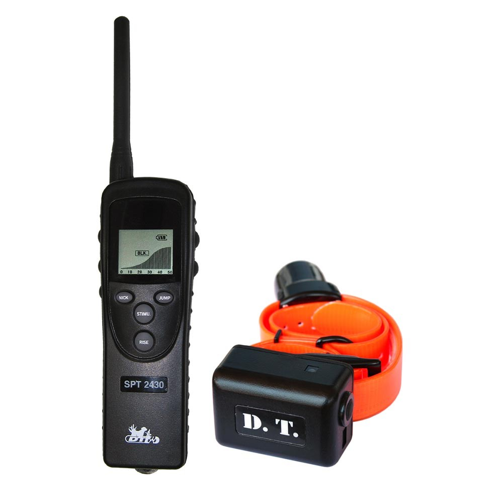 D.T. Systems Super Pro e-Lite 1.3 Mile Remote Dog Trainer with Beeper