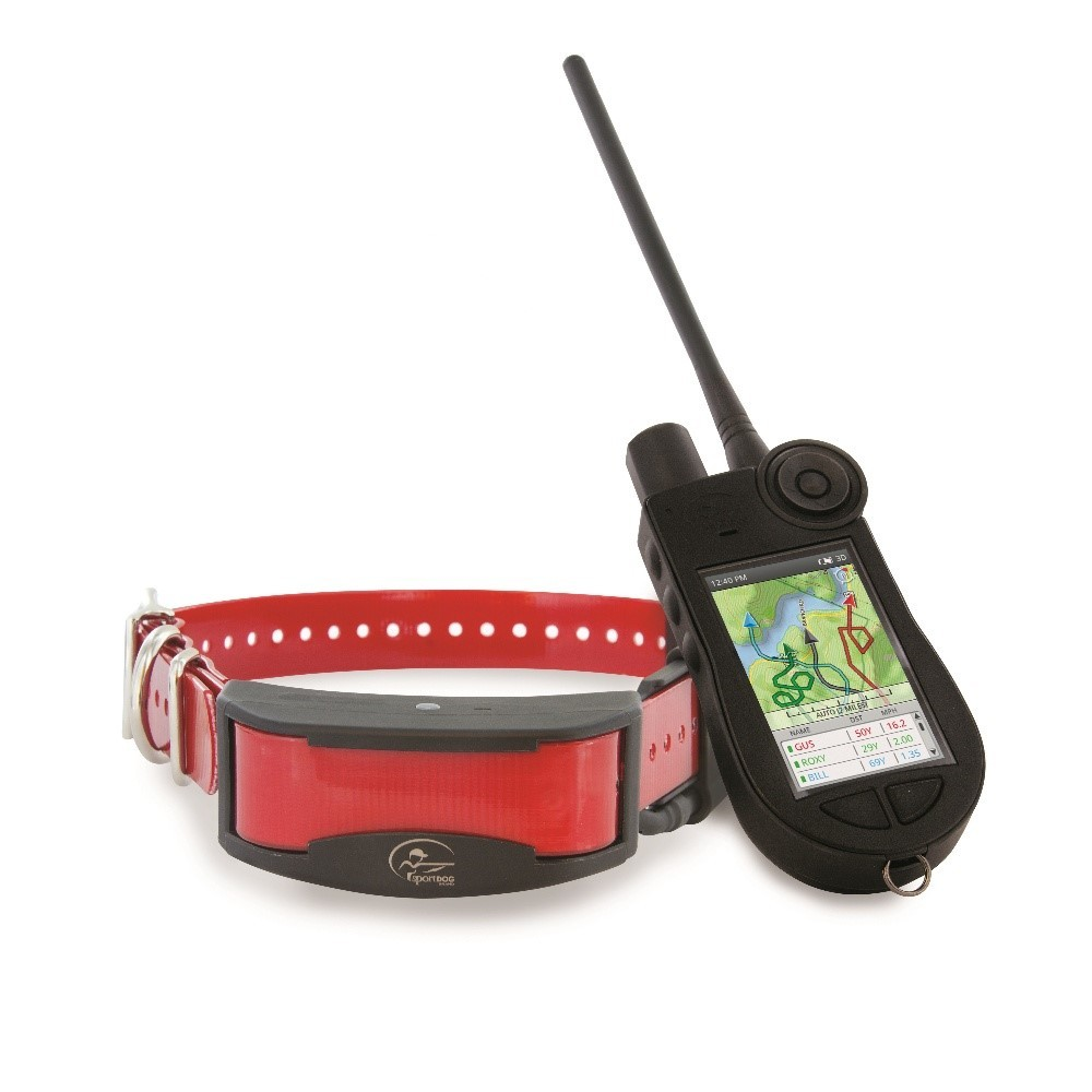 SportDOG TEK 2.0L GPS Tracking System Black / Red
